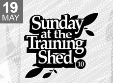 Sunday at the Training Shed 10