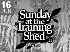 Sunday at the Training Shed 11