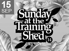 Sunday at the Training Shed 14