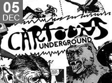 Cartoons Underground