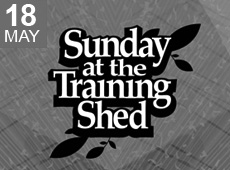 Sunday at the Training Shed 19