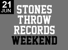 STONES THROW RECORDS WEEKEND PT.1