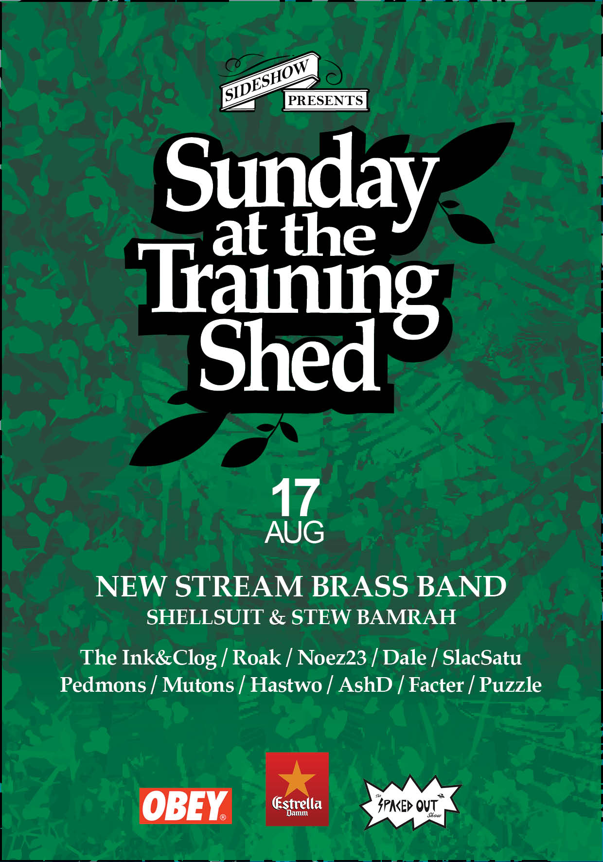 Sunday at the Training Shed 22