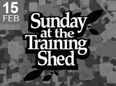 Sunday at the Training Shed 26