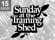 Sunday at the Training Shed 27