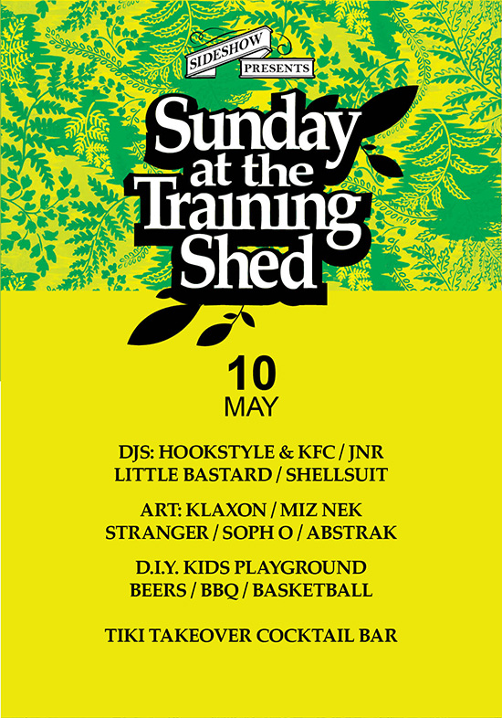 Sunday at the Training Shed 29