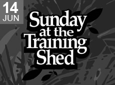 Sunday at the Training Shed 30