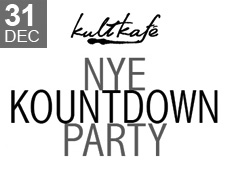 Kult Kafe NYE Kountdown Party