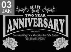 Suave Two Year Anniversary