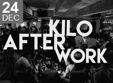 Kilo After Work – Xmas Eve Special