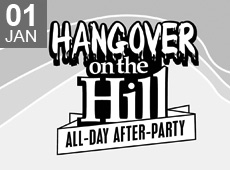 HANGOVER ON THE HILL
