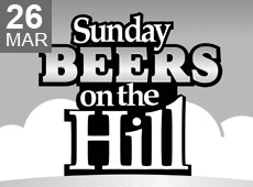 SUNDAY BEERS ON THE HILL
