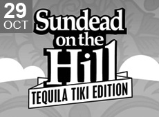 SUNDEAD ON THE HILL