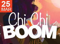 CHI CHI BOOM – POOL PARTY